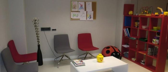 Sala de espera Creze